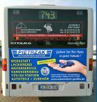 Busswerbung