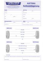 Formular-Reifeneinlagerung